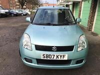 SUZUKI SWIFT 1.3--5DOORS LOW MILEAGE