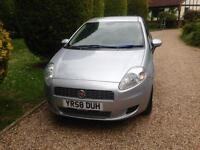 Fiat punto automatic only 65,000 miles FSh