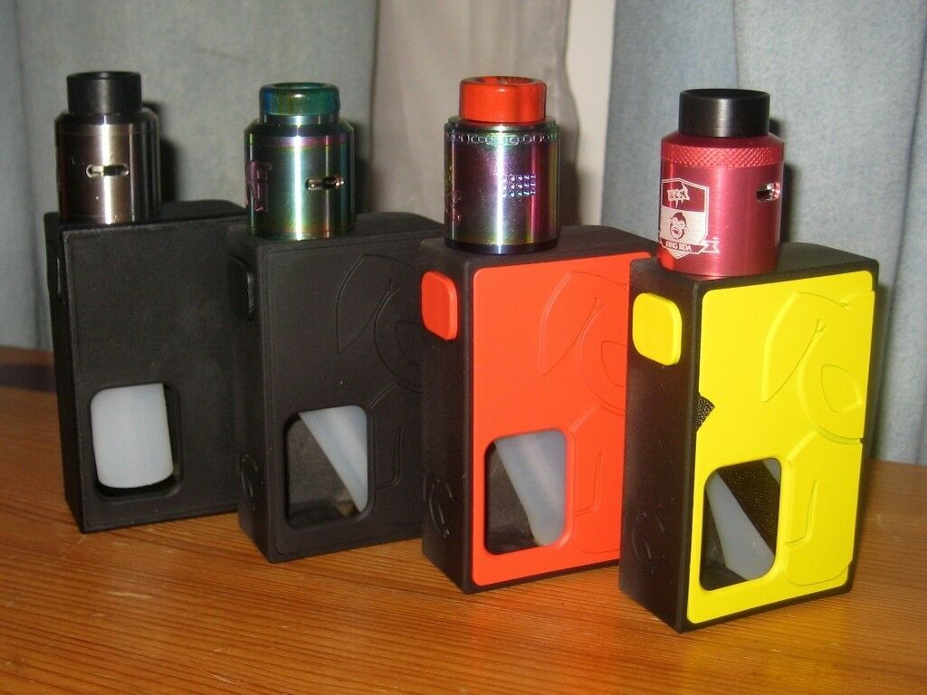 Various Vape Kits - Squonk Mods - Regulated and Unregulated Mods - RDA +  RDTA tanks | in Wood Green, London | Gumtree