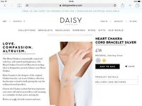 Two brand new beautiful Chakra bracelets from Daisy London