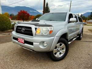 2008 Toyota Tacoma 4WD DOUBLECAB SPORT V6