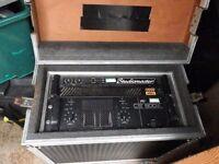flightcase for sale 5 unit space