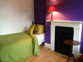 "Roomshare per week £110 """""""""""" zone 1-2 """""""""""" short term"