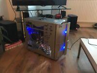 Gaming PC Intel I5-4670k Radeon RX570 16GB