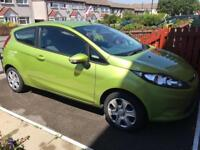 58 plate 1.25 Ford Fiesta style