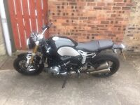 Immaculate condition BMW NineT