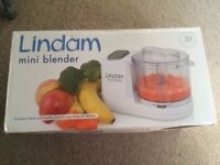 Lindam Food Processor/Mini Blender - BRAND NEW, never been used: Scarcroft, Leeds