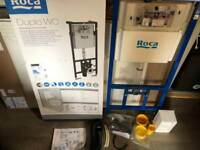 Roca Duplo WC Concealed Cistern & Toilet Frame