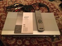 SONY CD/DVD Player for sale model DVP-NS330