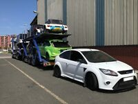 2010 Ford Focus RS full history running 467bhp to fly wheel