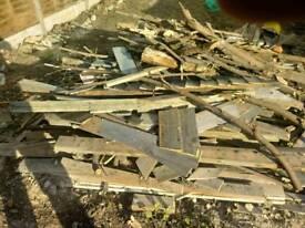 Firewood FREE..!