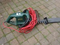 """Electric Hedge Cutter, Atco 17"""""""