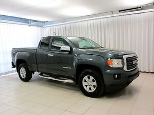 2017 GMC Canyon 4X4 EXTENDED CAB 4PASS