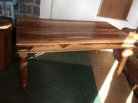 Indian Hard Wood Dining Table