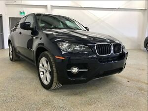 2012 BMW X6 xDrive35i - Heated steering wheel, Nav, Sunroof