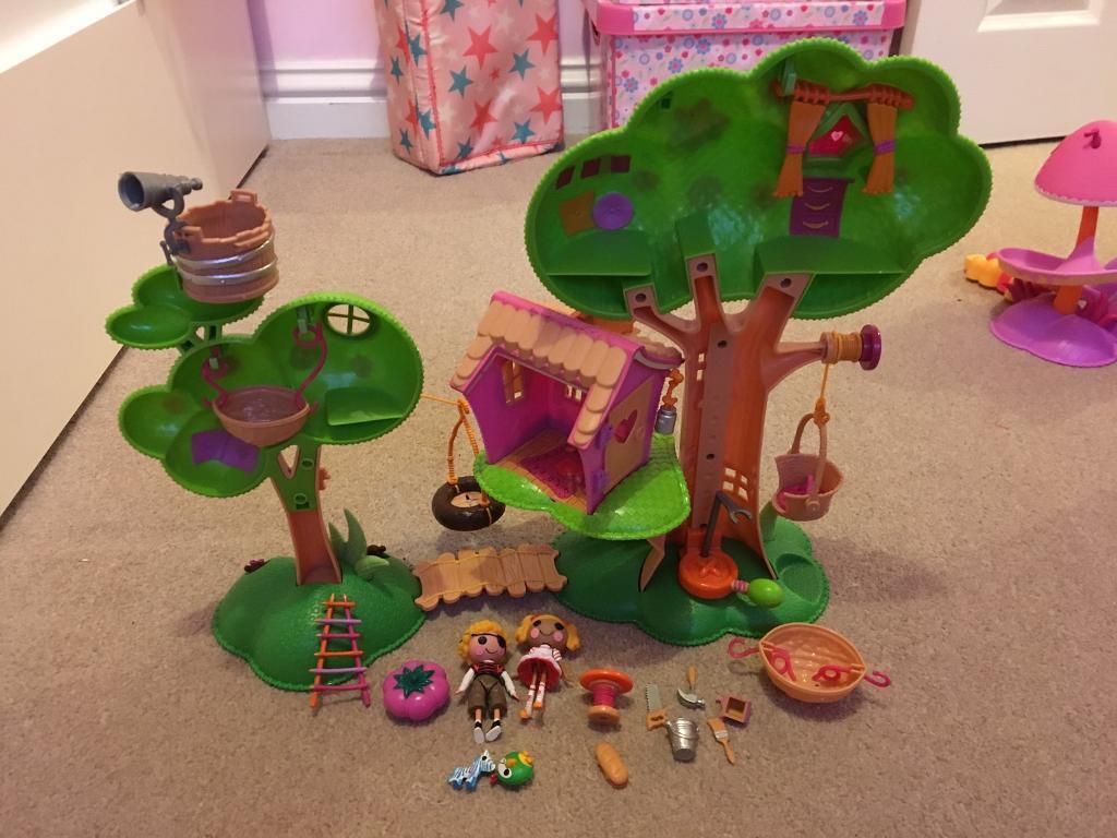 Lalaloopsy Playset - Treehouse