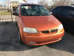 2008 Pontiac WAVE 5 SE | ROOF | FRESH TRADE | AS IS