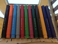 12 brand new colouring felt pens (thick)