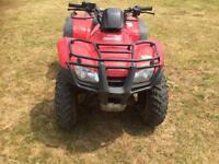 Honda farm Quad 250 fourtrack