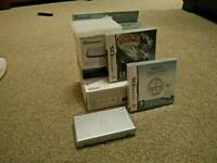 Nintendo DS Lite (2 Games and extras)