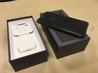 Brand New Boxed Space Grey Apple iPhone 8 Plus 64GB Factory Unlocked Mobile Phone + Apple Warranty