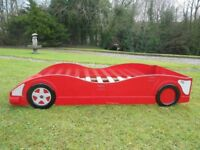 Childs Ferrari Single Bed