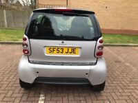 2004 Smart Fortwo 0.7 City Passion @07445775115 Low+Mileage+2 Keys+Warranty+HPI+Clear+30£+Tax+Clean