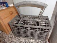 CUTLERY BASKET FOR STANDARD SIZE DISHWASHER, brand new