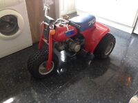 1985 Honda atc 70 trike, very good condition! Classic! Starts first pull, new tyres £825 Kilmarnock