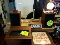 1970s Hi-Fi System