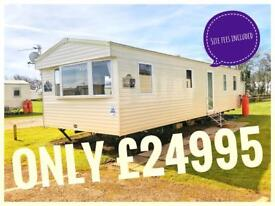 Sited static caravan for sale in the Lake District 3 bedrooms near bowness and Windermere Ambleside