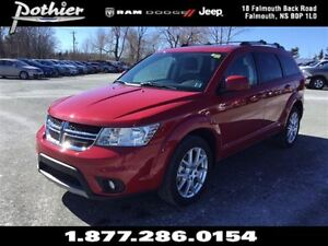 2015 Dodge Journey SXT| FWD | HEATED SEATS | SUNROOF | BLUETOOTH