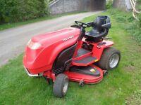 "Ride on lawnmower Countax D50/LN hydro 50"" cut Yanmar diesel engine low hours"