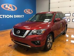2017 Nissan Pathfinder SV AWD/ 7 PASSENGER/ BACK-UP CAM/ FINA...