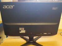 ACER 23 G246HL - INCH LED MONITOR - CHEAP - GREAT CONDITiON - GREAT MONITOR - RPP 150