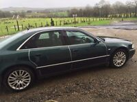 Audi A8 v6 will swap or px, why example caravan tractor gto