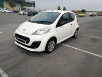 Peugeot, 107, Hatchback, 2013, Manual, 998 (cc), 3 doors