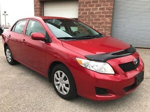 2010 Toyota Corolla SAFETY & E-TESTED - LOW KMS