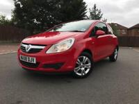 Vauxhall Corsa 1.2 petrol, 12 Months MOT, ideal for new drivers! Not fiesta polo lupo KA golf Astra