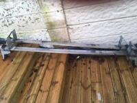 FORD TRANSIT VAN ROOF BARS