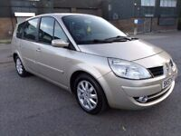 7 SEATER RENAULT GRAND SCENIC 1.5 DIESEL MANUAL. 1 YEAR MOT. ALL PREVIOUS MOT AVAILABLE. 1 OWNER