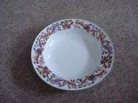 royal worcester twelve days of christmas soup bowl