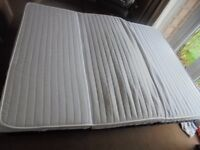 """IKEA Bed Settee 6' x 4'6"""" Double bed size"""