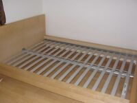 Double Bed Frame for sale - Grab the Bargain