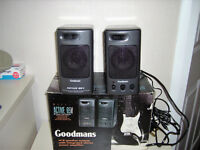 Goodmans Active Speakers
