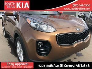 2017 Kia Sportage LX heated seats and blue tooth hands free