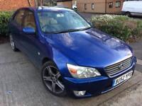 2003 Lexus IS200 SE Automatic Metallic Blue Low Mileage 65k Long Mot Runs Perfect Px Welcome