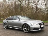 AUDI A6 2.0 TDI NEW MODEL S-LINE***20 INCH ALLOYS***FINANCE AVAILABLE***