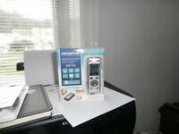 OLYMPUS DIGITAL VOICE RECORDER DM-770 NEW BOXED
