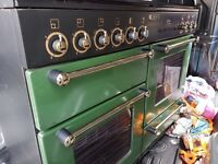 Rangemaster duel fuel cooker
